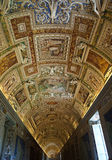The Vatican Museum, Ile View Royalty Free Stock Images