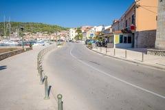 Free The Vela Luka Village On Korcula Island, Croatia Royalty Free Stock Image - 133373306