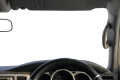 Free The View From The Car Royalty Free Stock Photography - 23397927