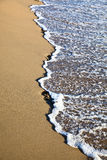 The View Of Tidal Wave Royalty Free Stock Images