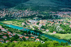 Free The View Of Trebinje Town In Bosnia And Herzegovina Royalty Free Stock Photo - 60678345