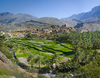 Free The Village Bilad Sayt, Oman Stock Photo - 24604060