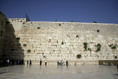 The Wailing Wall, Stock Images