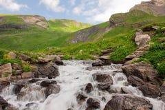 The Waterfall Stock Image