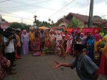 Free The Wedding - Pencak Silat Stock Image - 105145001