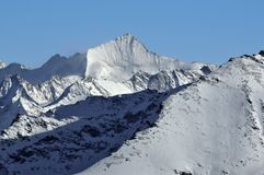 The Weisshorn Stock Photography
