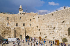 Free The Western Wall Royalty Free Stock Photography - 22814557