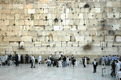Free The Western Wall Royalty Free Stock Photography - 532167