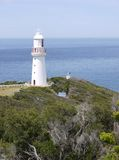 The White Cape Otway Lighthouse Stock Image