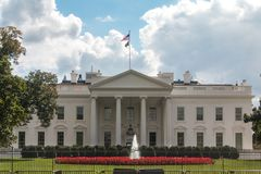 Free The White House, In Washington DC Royalty Free Stock Image - 109081636