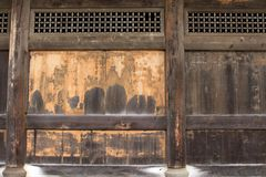 Free The Wooden Structure Around Kenchoji Zen Temple Complex Royalty Free Stock Photo - 118676325