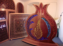 Free The Workshop Near Palace Of Shaki Khans In Shaki, Azerbaijan Royalty Free Stock Image - 65894636