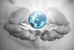 The World Is Your Oyster Royalty Free Stock Photos
