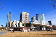 Free The World Of Coca-Cola In Atlanta Royalty Free Stock Photography - 51488197
