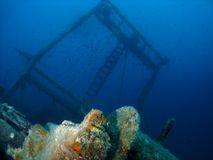 The Wreck Stock Images