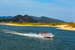 Free The Yalu River -- China DPRK Border Royalty Free Stock Photography - 92288547