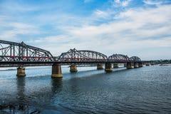 Free The Yalu River -- China DPRK Border Royalty Free Stock Photos - 92288998