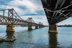 Free The Yalu River -- China DPRK Border Royalty Free Stock Photo - 92290045