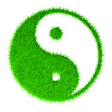 The Yin And Yang Stock Photography