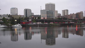 Thea Foss Waterway in Tacoma, Washington