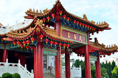 Thean后屿寺庙吉隆坡 库存图片