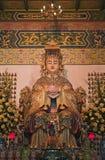 thean gudinnahou arkivbilder