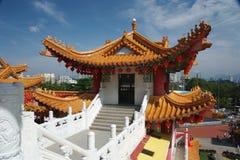 Thean hoe tempel Stock Foto's