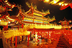 Thean Hoe Temple Royalty Free Stock Photography