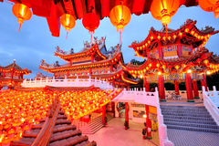 Thean Hoe Temple Royalty Free Stock Photo