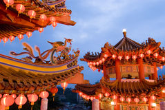 Thean hou gong Royalty Free Stock Photography