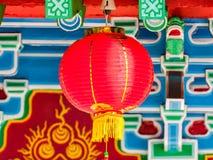 Thean Hou tempel royaltyfria foton