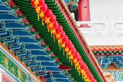 Thean Hou tempel arkivfoton