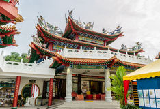 Thean Hou Tempel in Kuala Lumpur, Malaysia Lizenzfreies Stockbild