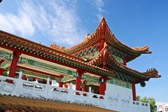Thean Hou Temple Royalty Free Stock Photo