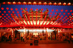 Thean Hou Temple Stock Photo