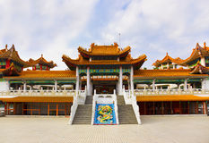 Thean Hou Temple at Kuala Lumpur Malaysia Stock Images