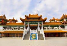 Thean Hou Temple at Kuala Lumpur Malaysia Stock Images
