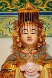 Thean Hou Temple, Kuala Lumpur, Malaysia Royalty Free Stock Photo