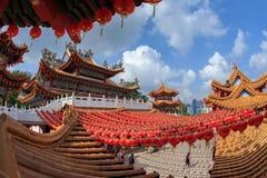 Thean Hou Temple Kuala Lumpur, Malaysia. Royalty Free Stock Photography