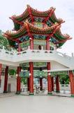 Thean Hou Temple in Kuala Lumpur, Malaysia Royalty Free Stock Photo