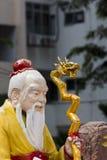 Thean Hou Temple in Kuala Lumpur Royalty Free Stock Photos