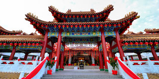 Thean Hou Temple Royalty Free Stock Photos