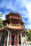 Thean hou temple , mazu temple in meizhou Royalty Free Stock Images