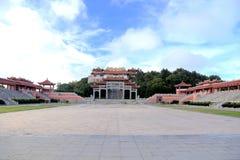 Thean hou temple , mazu temple in meizhou Stock Photo