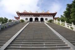 Thean hou temple , mazu temple in meizhou Stock Photos