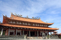 Thean hou temple , mazu temple in meizhou. Fujian , china , mazu is a famous sea-god in chinese culture Stock Photography