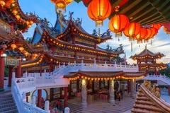 Free Thean Hou Temple On The Mid-Autumn Festival, Kuala Lumpur Stock Photography - 79326632