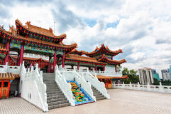Thean Hou Temple stock photography