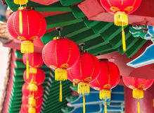 Thean Hou Temple royalty free stock image