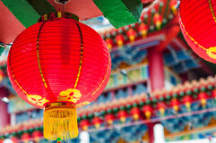 Thean Hou Temple Royalty Free Stock Photos